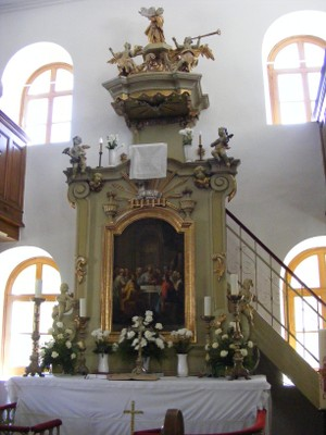 A húsvéti oltár - small