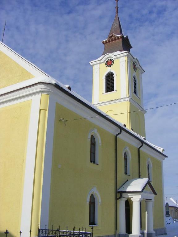 Templom télen - big